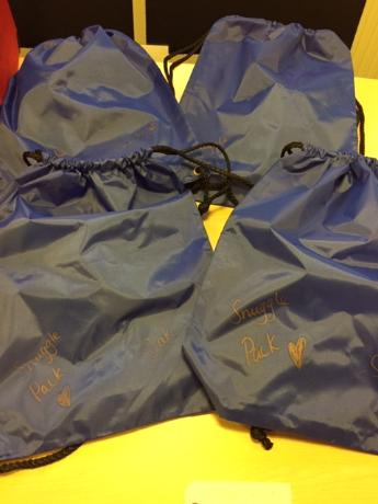5nuggle bags